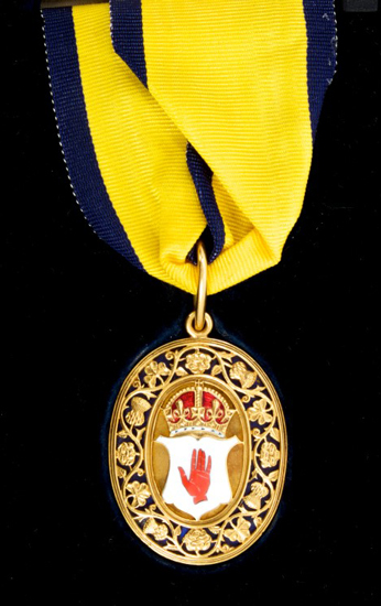 Baronet's Badge (Rank 17)