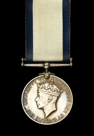 Conspicuous Gallantry Medal (Rank 30)