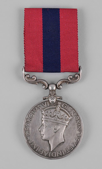 Distinguished Conduct Medal (Rank 29)