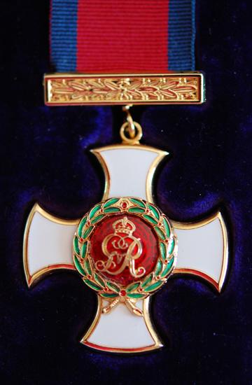Distinguished Service Order (Rank 15)