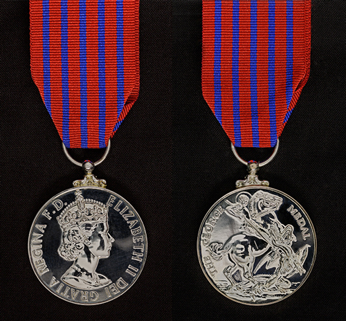 George Medal (Rank 31)