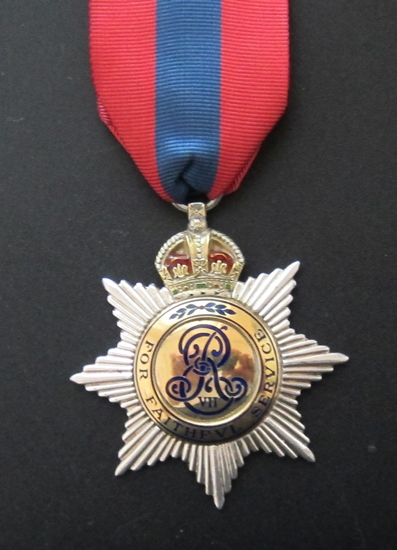 Imperial Service Order (Rank 16)