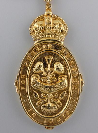 Kaisar-i-Hind Medal (Rank 23)