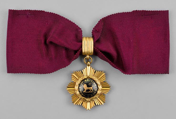 Order of British India (Rank 22)