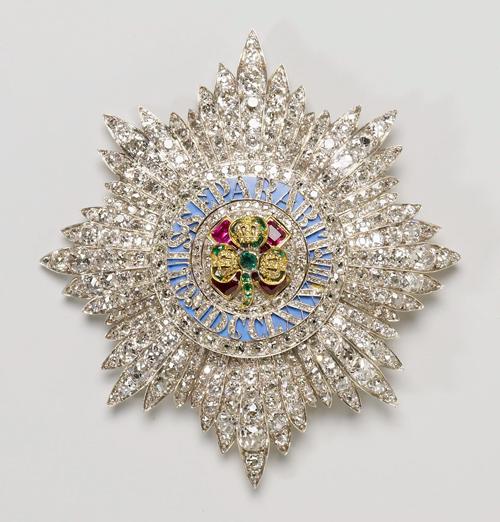 Order of St Patrick (Rank 5)