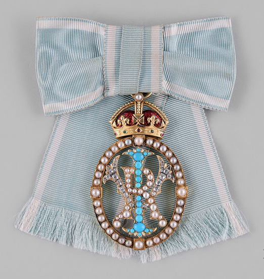 Order of the Crown of India (Rank 11)