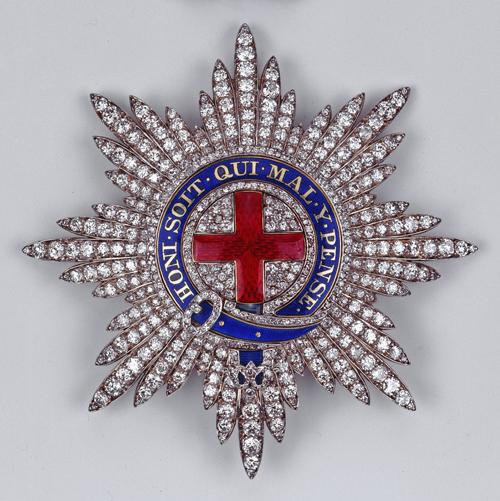 Order of the Garter (Rank 3)