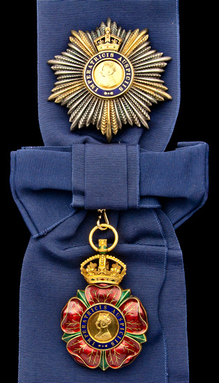 Order of the Indian Empire (Rank 10)