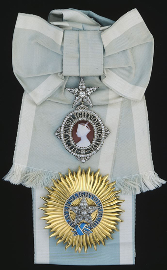 Order of the Star of India (Rank 8)