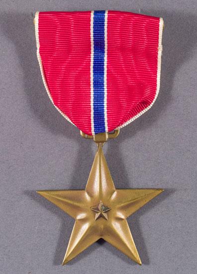 Bronze Star Medal (Level 8)