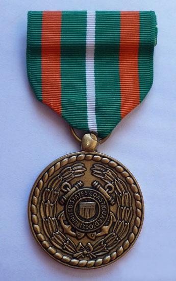 Coast Guard Achievement Medal (Level 12)