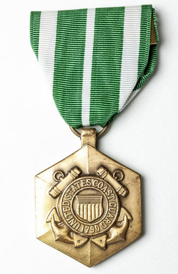Coast Guard Commendation Medal (Rank 11)