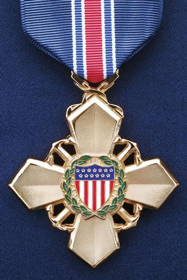 Coast Guard Cross (Level 2)