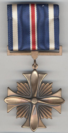 Distinguished Flying Cross (Rank 6)