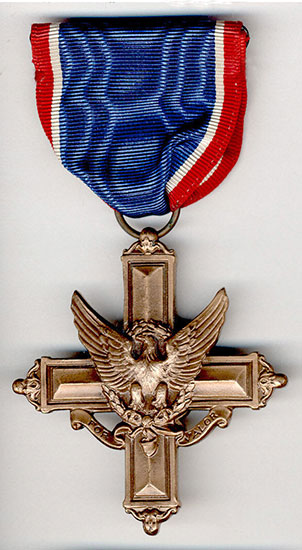 Distinguished Service Cross, Army (Rank 2)
