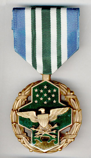 Joint Service Commendation Medal (Rank 11)