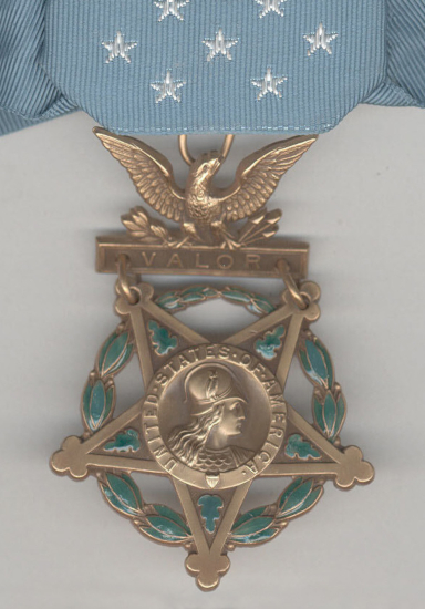 Medal of Honor, Army (Rank 1)