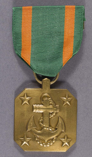Navy and Marine Corps Achievement Medal (Rank 12)