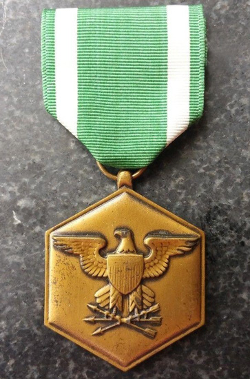 Navy and Marine Corps Commendation Medal (Rank 11)