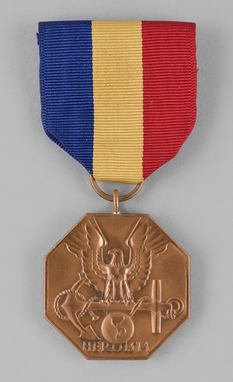 Navy and Marine Corps Medal (Rank 7)