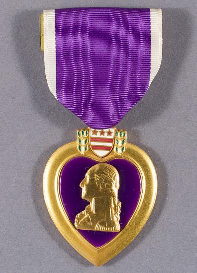 Purple Heart (Level 9)